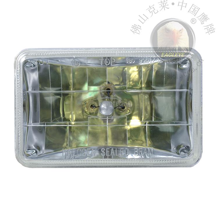 全能王氙气水晶灯 5寸方