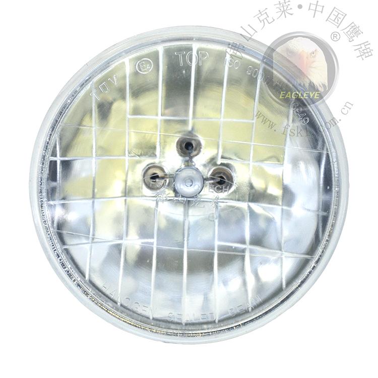 全能王氙气水晶灯 5寸圆