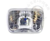 7寸方氙气水晶灯(200灯芯)