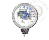 4寸圆氙气水晶灯(112总成 极光水晶灯)