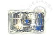 5寸方氙气水晶灯(165灯芯 极光水晶灯)