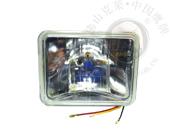 6寸方氙气水晶灯(180灯芯 极光水晶灯)