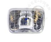 7寸方氙气水晶灯(200灯芯 极光水晶灯)